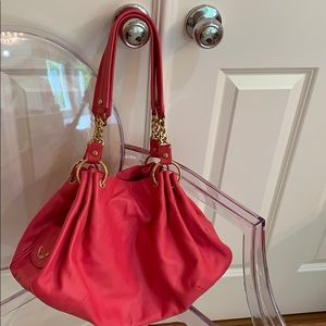 Juicy Couture leather purse!